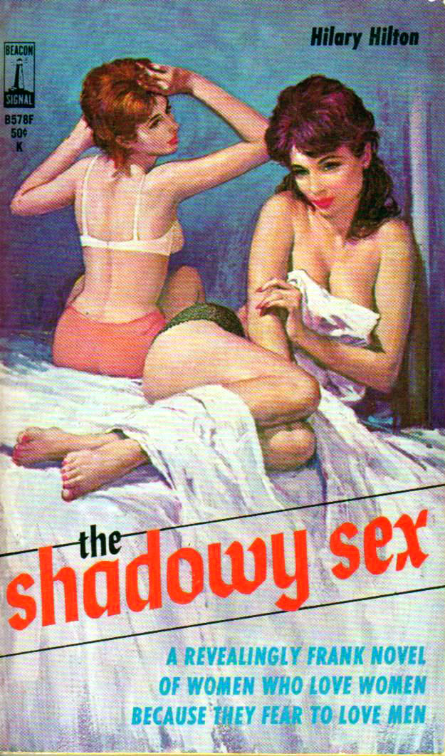 lesbian paperback 29 Abnormal Tales: 33 Vintage Lesbian Paperbacks From the 50s And 60s