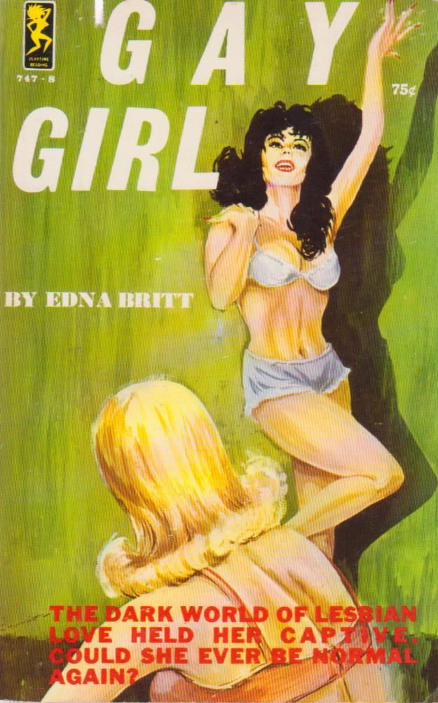 lesbian paperback 30 Abnormal Tales: 33 Vintage Lesbian Paperbacks From the 50s And 60s