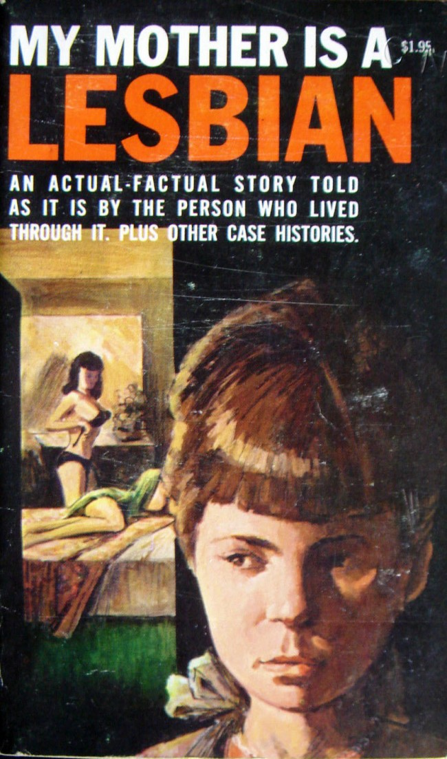 lesbian paperback 32 Abnormal Tales: 33 Vintage Lesbian Paperbacks From the 50s And 60s
