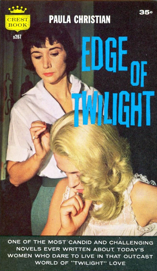 lesbian paperback 34 Abnormal Tales: 33 Vintage Lesbian Paperbacks From the 50s And 60s
