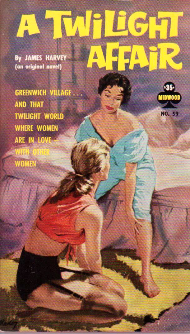 lesbian paperback 35 Abnormal Tales: 33 Vintage Lesbian Paperbacks From the 50s And 60s