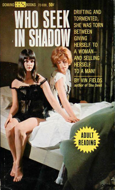 lesbian paperback 6 Abnormal Tales: 33 Vintage Lesbian Paperbacks From the 50s And 60s