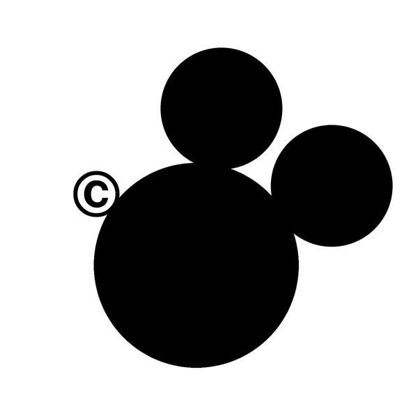 CHRIS MADDEN Mickey Mouse Copyright