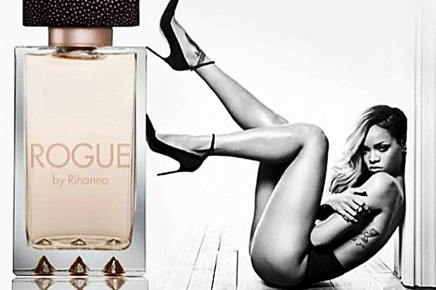 rogue Rihannas Perfume Banned For Coming With A Free Bear Trap