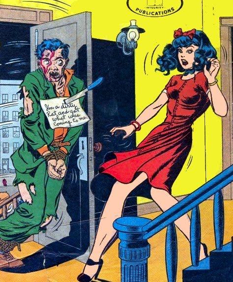 seduction of the innocent 11 1940s Pre Code Comic Book Horrors And Dr Werthams 1954 Seduction of the Innocent