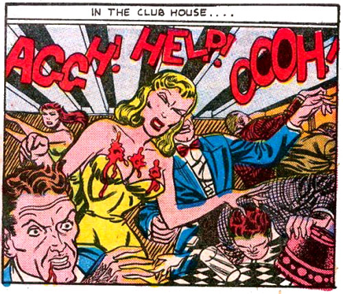 seduction of the innocent 15 1940s Pre Code Comic Book Horrors And Dr Werthams 1954 Seduction of the Innocent