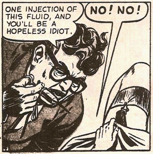 seduction of the innocent 16 1940s Pre Code Comic Book Horrors And Dr Werthams 1954 Seduction of the Innocent