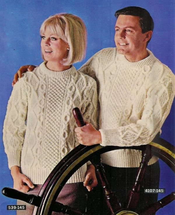 sweater studs 10 Those Swinging 60s Sweater Studs That Made Men Easy And Women Yield