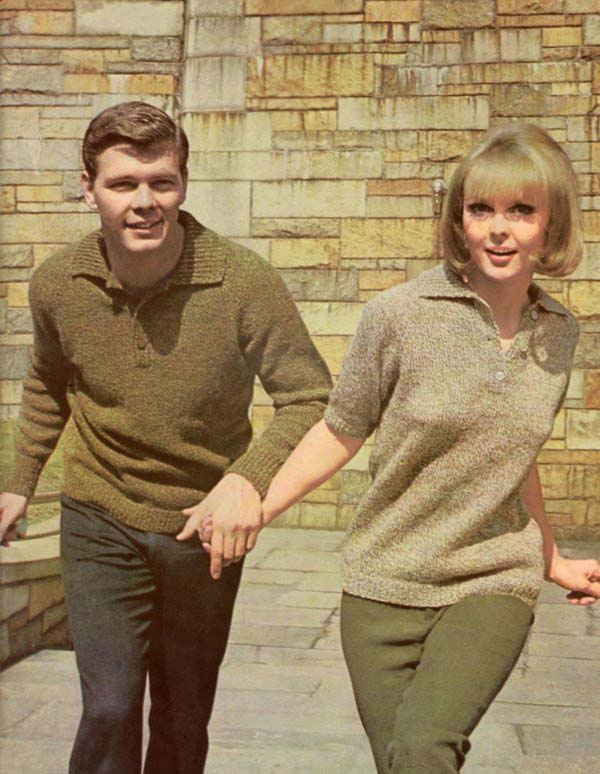 sweater studs 19 Those Swinging 60s Sweater Studs That Made Men Easy And Women Yield
