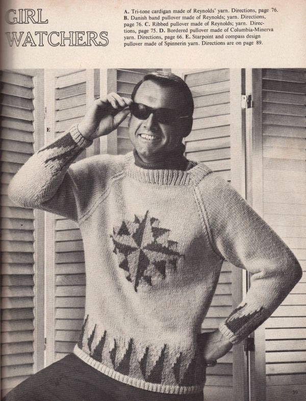 sweater studs 20 Those Swinging 60s Sweater Studs That Made Men Easy And Women Yield