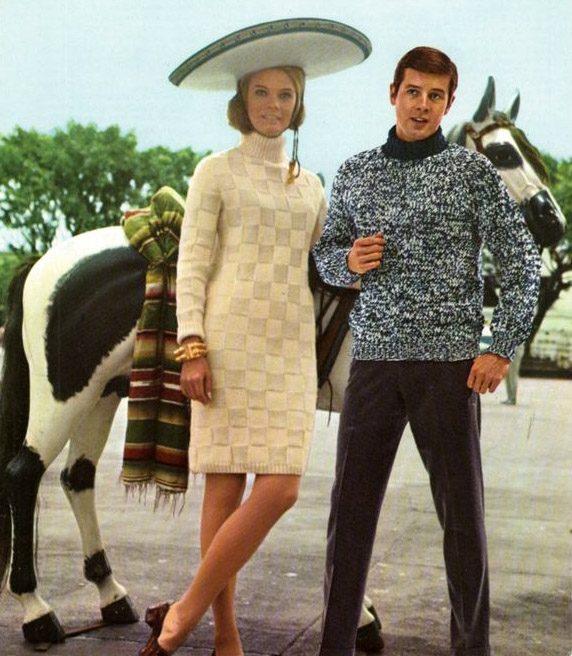 sweater studs 22 Those Swinging 60s Sweater Studs That Made Men Easy And Women Yield