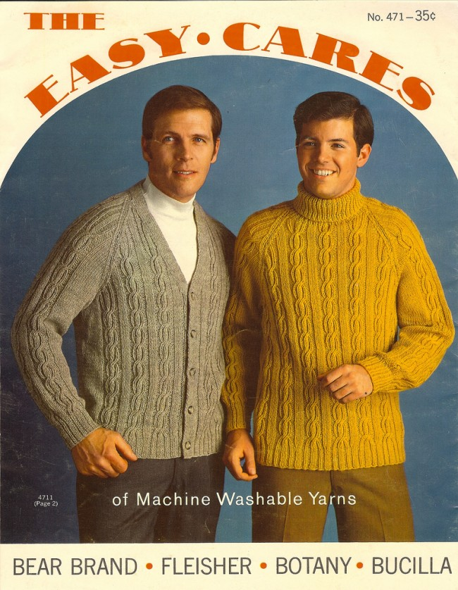 sweater studs 3 Those Swinging 60s Sweater Studs That Made Men Easy And Women Yield