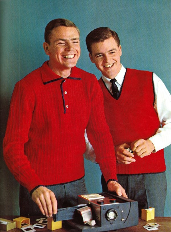 sweater studs 7 Those Swinging 60s Sweater Studs That Made Men Easy And Women Yield