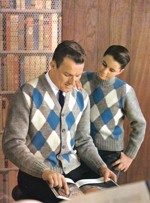 sweater studs 9 Those Swinging 60s Sweater Studs That Made Men Easy And Women Yield
