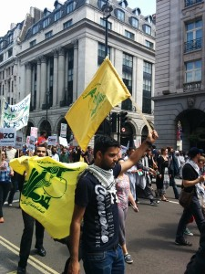 Hezbollah #GazaJ19: On The Israel Gaza March With Bigots, Humanitarians, Dead Baby Pornographers And Bullshitters