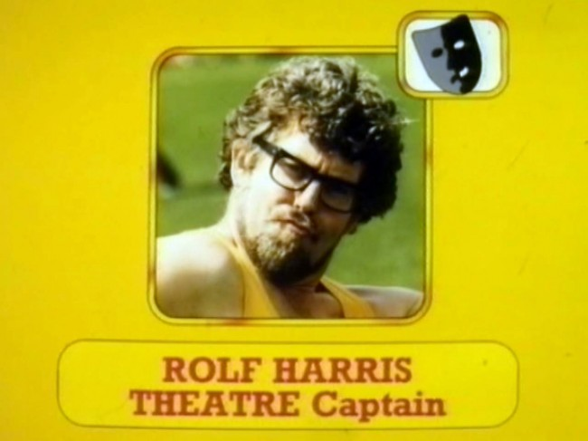 PA 19994533 Rolf Harris: The Nude Boy Photo And His Mona Lisa Smile