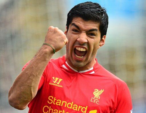 Soccer - Luis Suarez File Photo