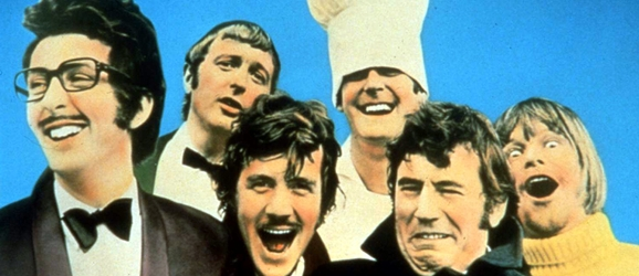Python1 The Flying Circus Comes To Town: Monty Python's Hidden Gems And Forgotten Sadism