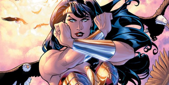 Wonder Woman Comic Egl wide 560x282 The Greatest Female Superheroes!