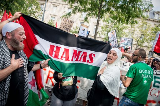 bigots Only Bigots, Haters And Nihilists Are All Hamas Now: An Israeli Arab Writes