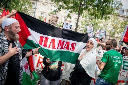 France Gaza Protest