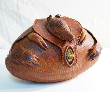 purse The Armadillo Bag Is A Thing Of Wonder