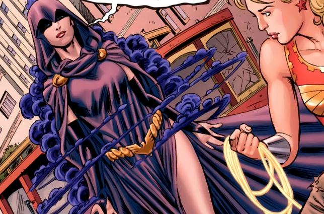 raven The Greatest Female Superheroes!