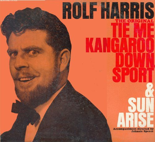 rolfHarris Rolf Harris: When I Was 11 I Started Having Baths With My Mother