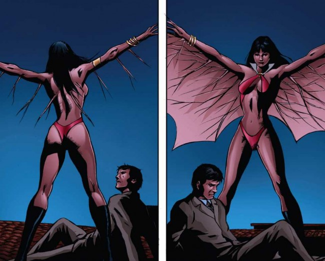 vampirella The Greatest Female Superheroes!