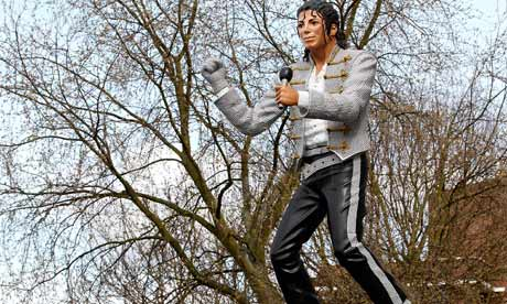 Michael Jackson Statue Hit or Bust: A Look At Pop Stars Immortalised In Statues