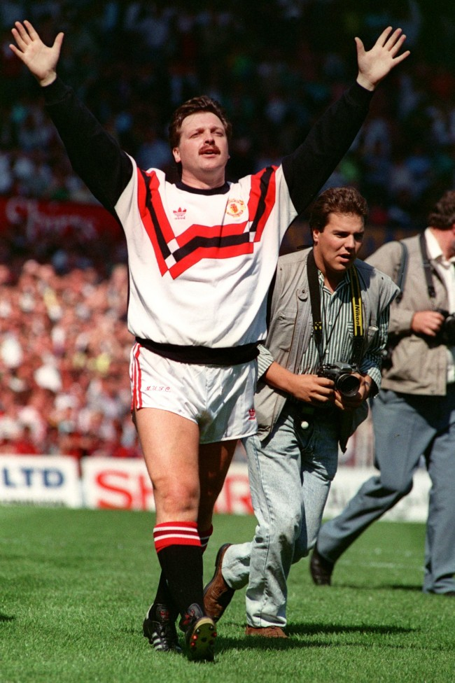 anorak news manchester united balls in 1989 michael