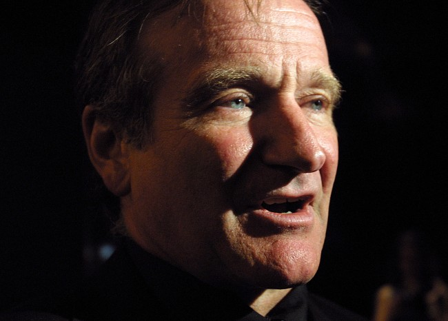 PA 4954239 Robin Williams: The Sun Performs An Autopsy And Delivers Its Verdict