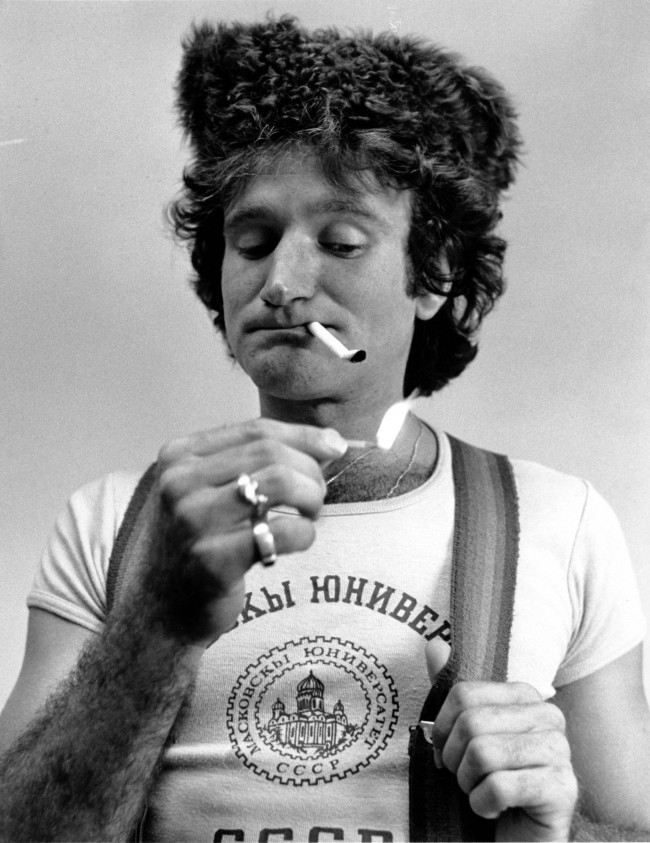 PA 8635465 So. Farewell Robin Williams