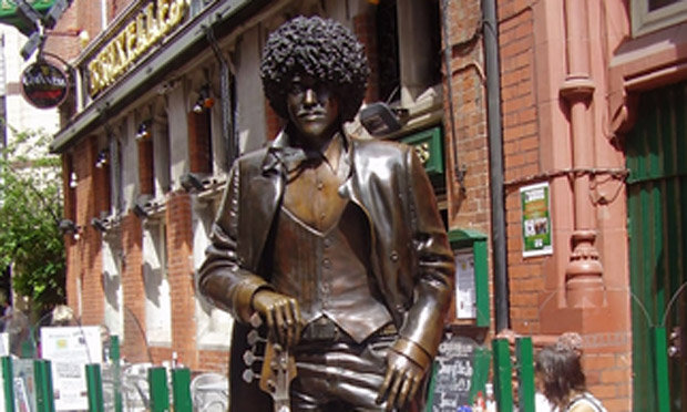 Phil Lynott statue Hit or Bust: A Look At Pop Stars Immortalised In Statues