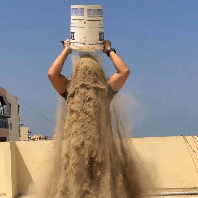 ice The Rubble Challenge: Gaza Makes The Ice Bucket Challenge Political