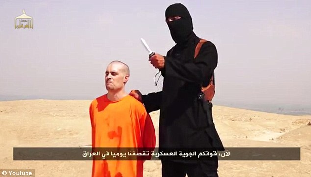 james foley 1 American Journalist  James Foley Beheaded by ISIS Executioner With London Accent