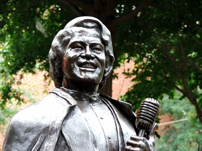 james brown statue Hit or Bust: A Look At Pop Stars Immortalised In Statues