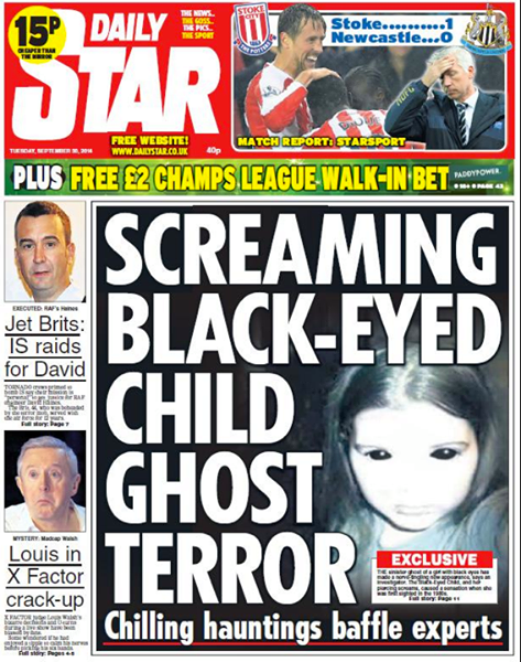 10407550 948213671862040 6595527981266353597 n Who Is The Black Eyed Child Of Cannock Chase?