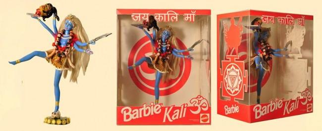 Kali Barbie