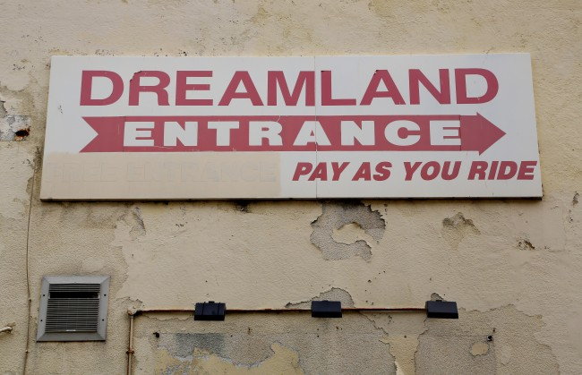 PA 20967969 1 Living In Dreamland: A Look Around Britians Oldest Surviving Rollercoster And Theme Park In Margate