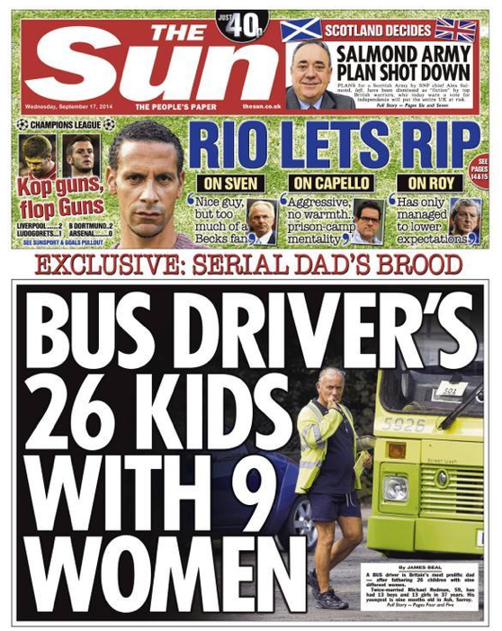 Screen shot 2014 09 17 at 07.04.10 Pulling Secrets Of The Surrey Bus Driver with 26 Children