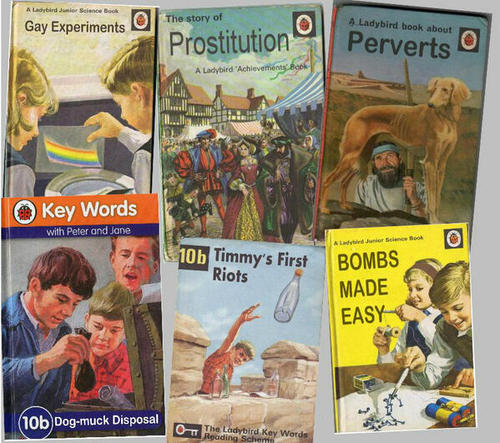 Anorak News | Classic Childhood Books From Yesteryear Get ...