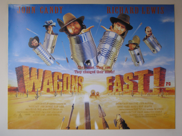wagons east The Best Worst Last Films by Legendary Actors