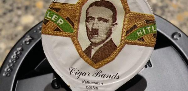 Hitler is coffee