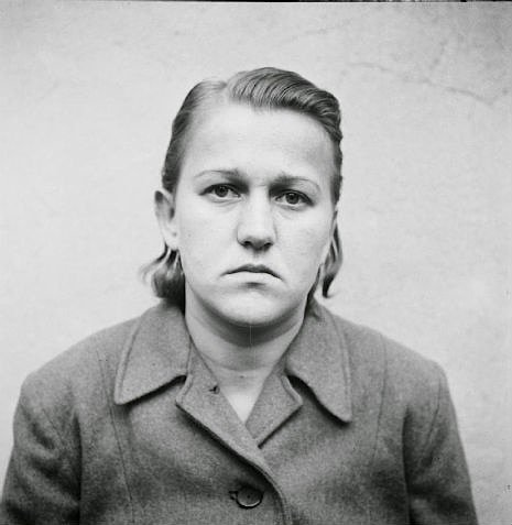 Hilde Liesewitz: sentenced to 1 years imprisonment.