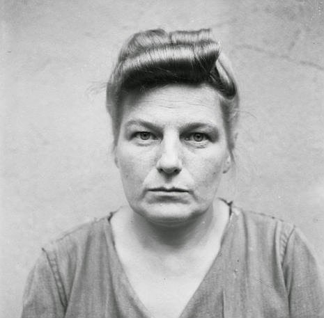Herta Ehlert: sentenced to 15 years imprisonment.
