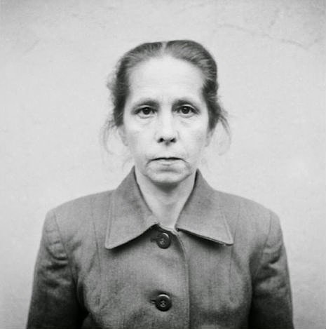 Juana Bormann: sentenced to death.