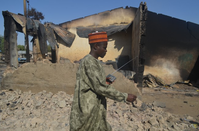 PA 19082576 Boko Haram And The War On Nigerias Islamists: A Photo Essay