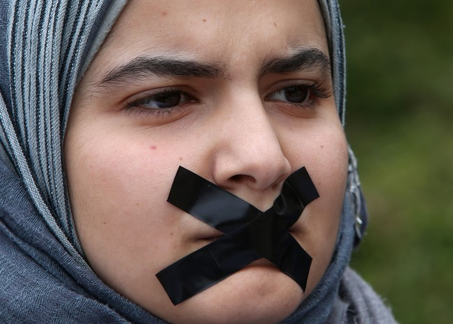 PA 19146393 The NUS Bans Free Speech And Wont Condemn IS For Fear Of Looking Islamophobic