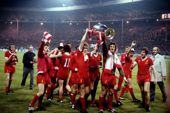 PA 306558 Arsenals Policy Means England Will Win The 2018 World Cup, Just Like Liverpool Did In 1978